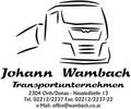 Transporte Wambach